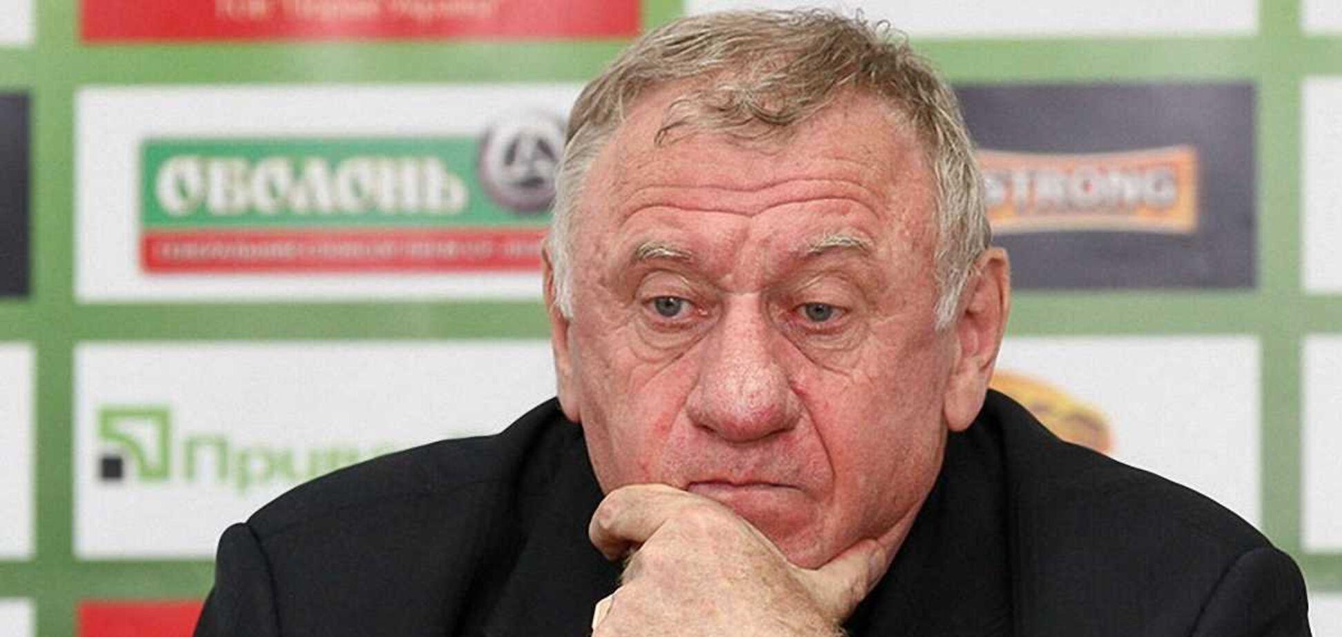 Юрий Дячук-Ставицкий умер в возрасте 73 лет