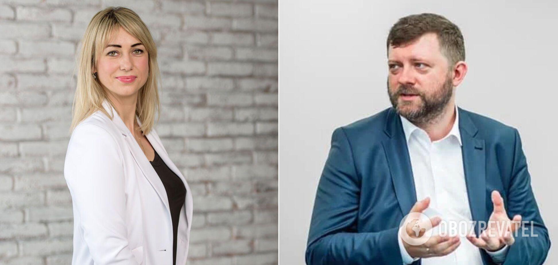 Тетяна Домбровська заявила, що вибачення Олександра Корнієнка прийняті