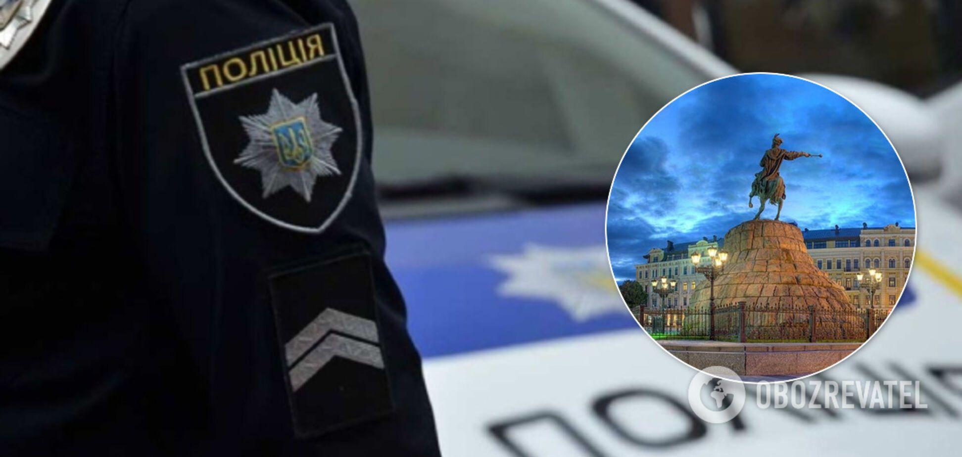 В Киеве работнику, который клал плитку возле дома, выстрелили в голову. Иллюстрация