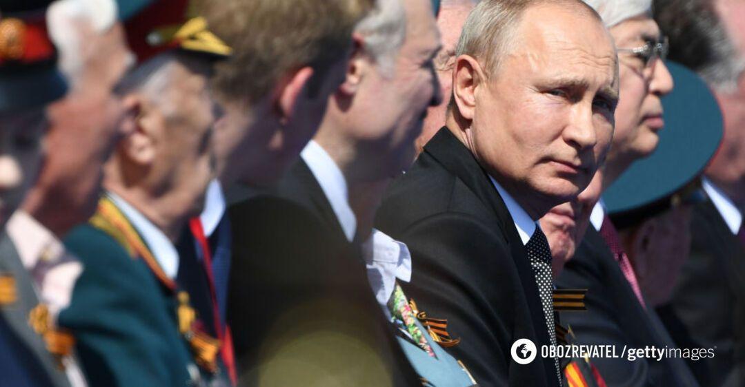 Парад показал истинную роль России в мире