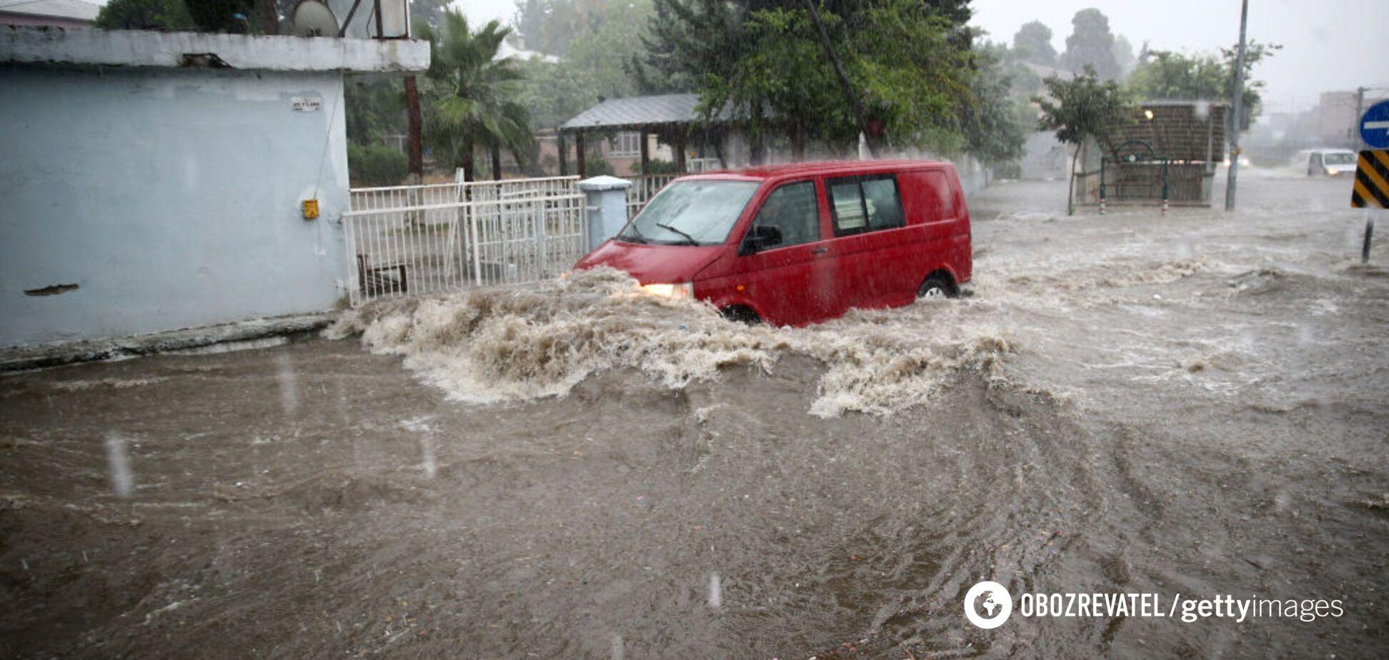 Экстремальных проявлений погоды в Украине будет все больше