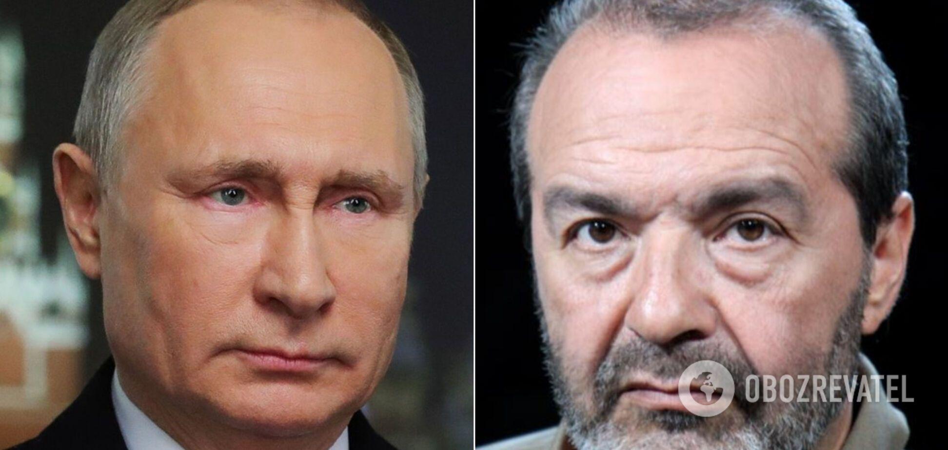 Путин и Шендерович