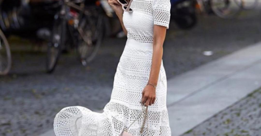 Модные платья на лето 2020: топ-5 актуальных трендов. Фото