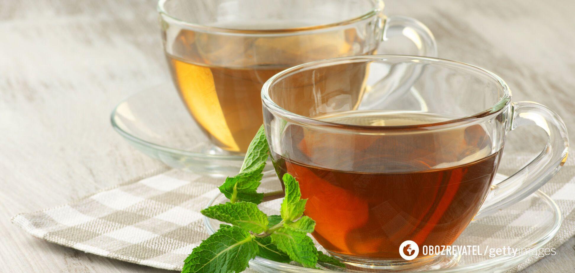 Чай укрепляет кровеносные сосуды иснижаетнагрузку на сердце
