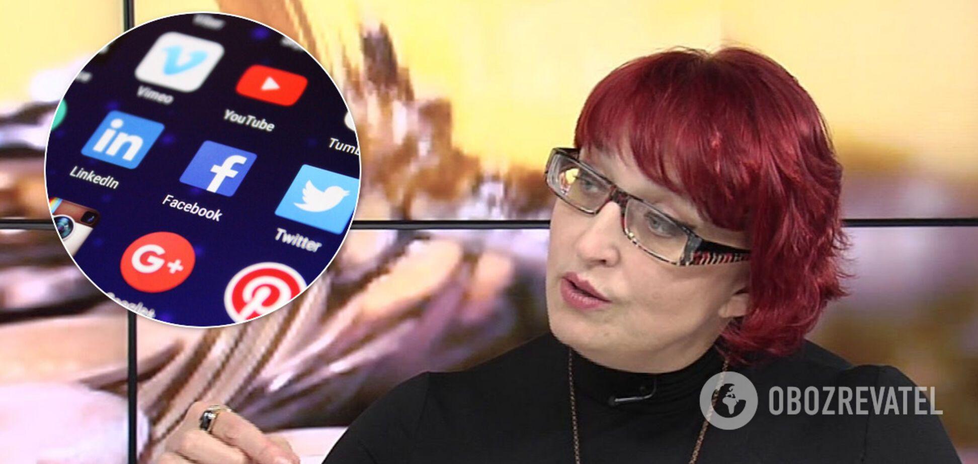 Украинцы бурно отреагировали на слова Третьяковой о детях: 'Падать больше некуда'