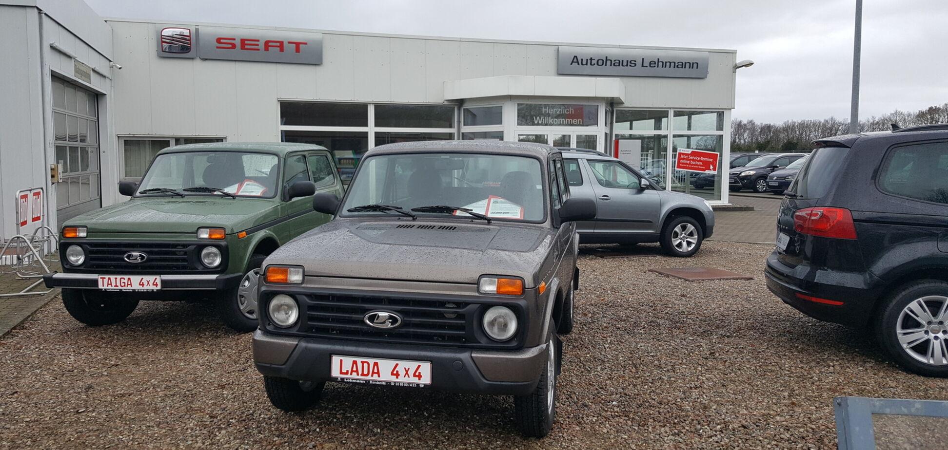 Раптово: німці захотіли повернення автомобілів Lada до Європи