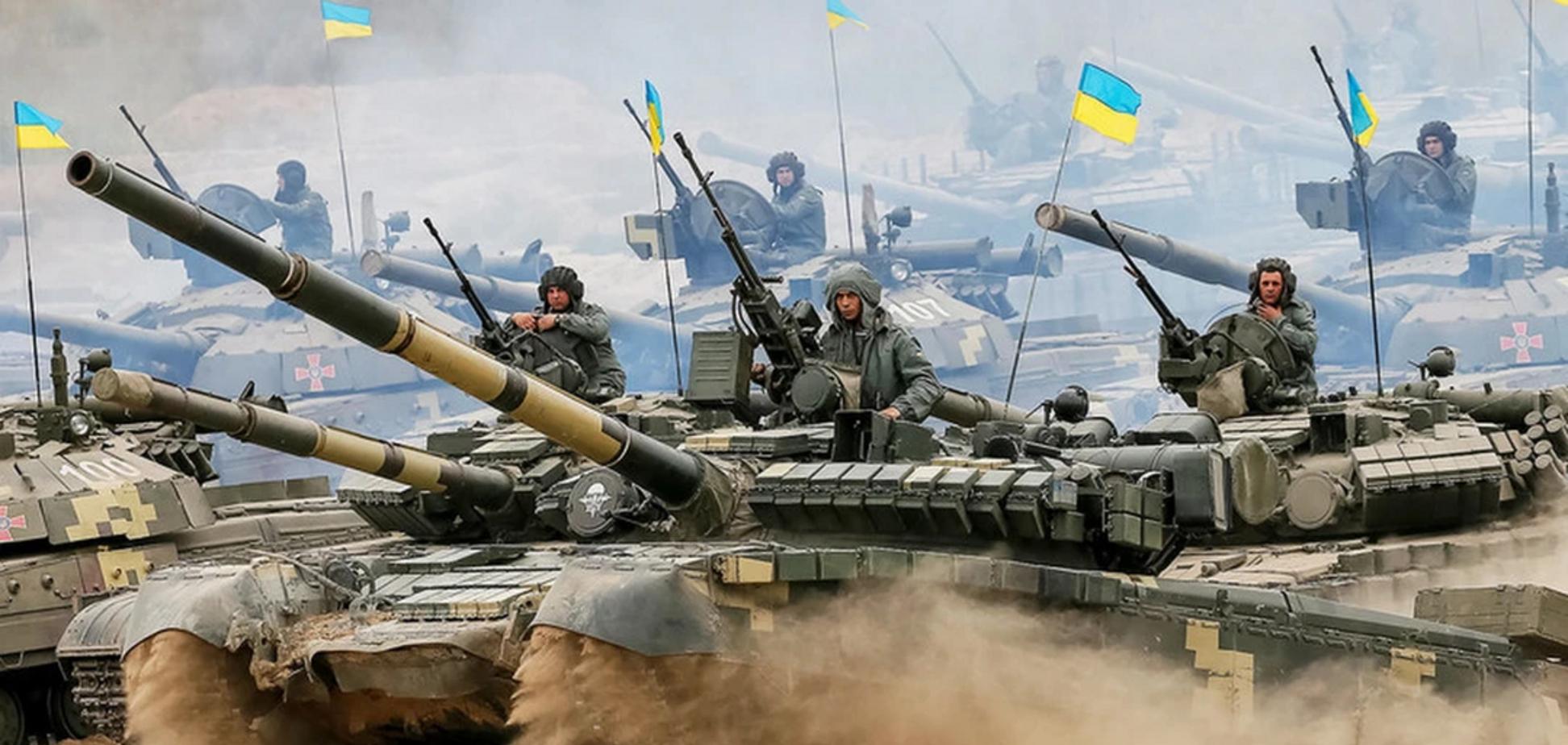 Среди украинских военных нет потерь
