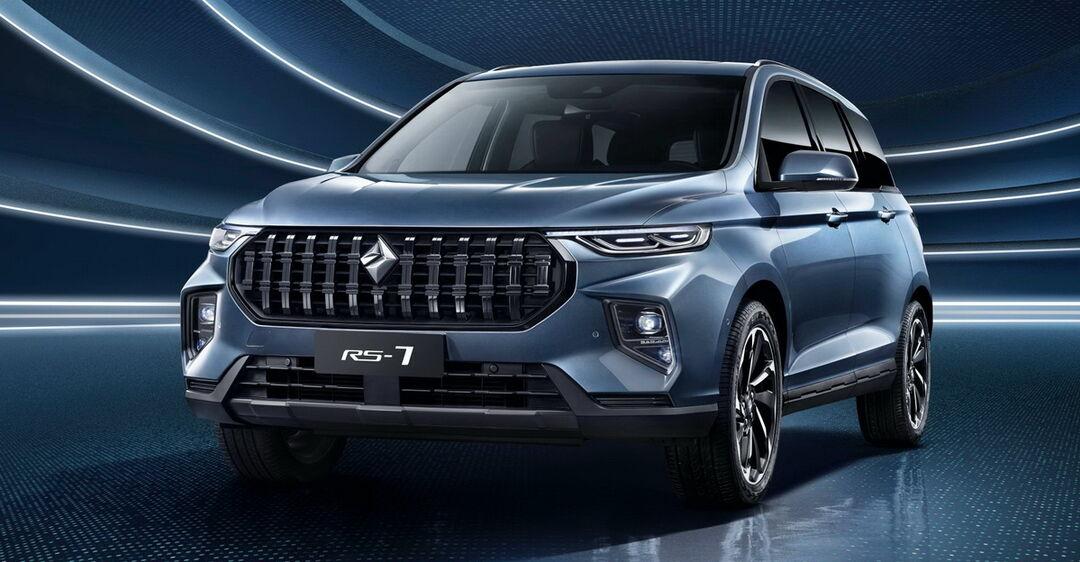 Китайцы показали конкурента новому Toyota Highlander