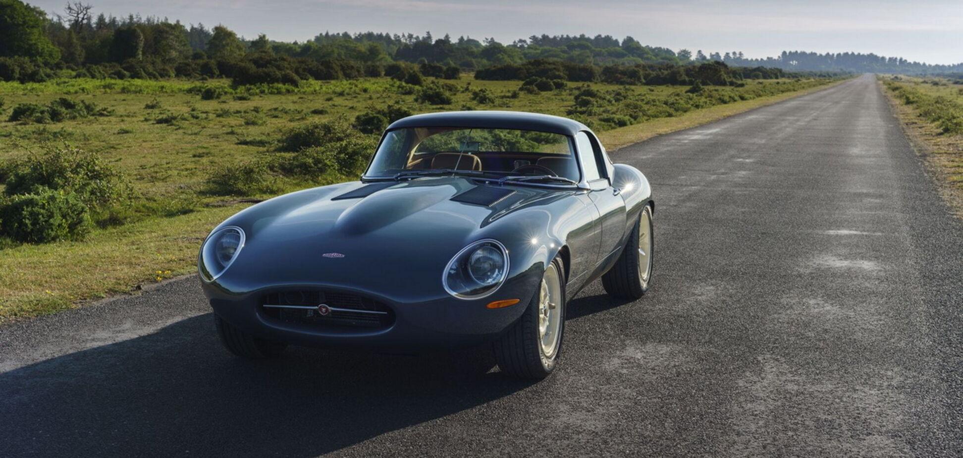Дорого и красиво: британцы возродили 60-летний Jaguar