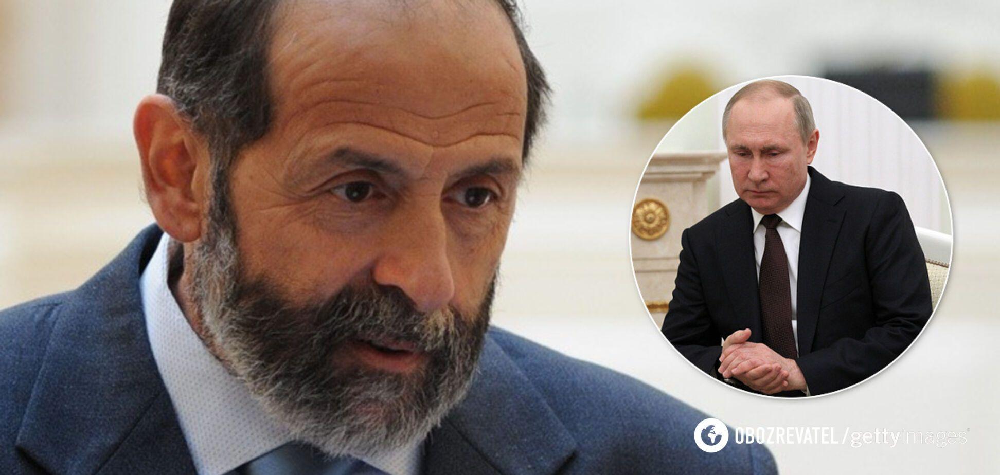 Вишневский считает, что Путин не верит в Россию