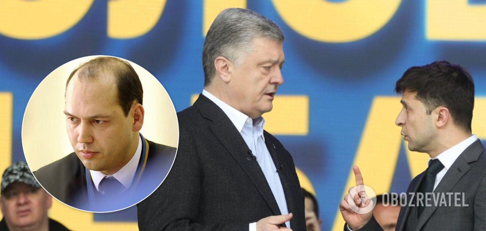 Судья по делу Порошенко ранее вступился за Зеленского из-за прослушивания активистов