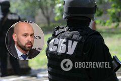 СМИ сообщили о задержании Андрея Балоня