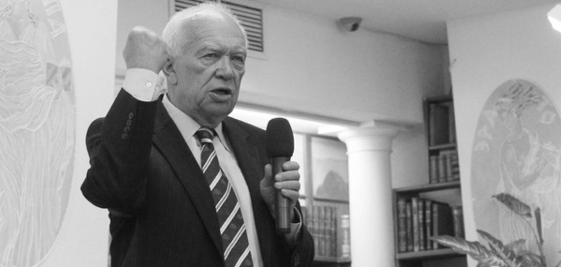 Сергей Хрущев умер в США