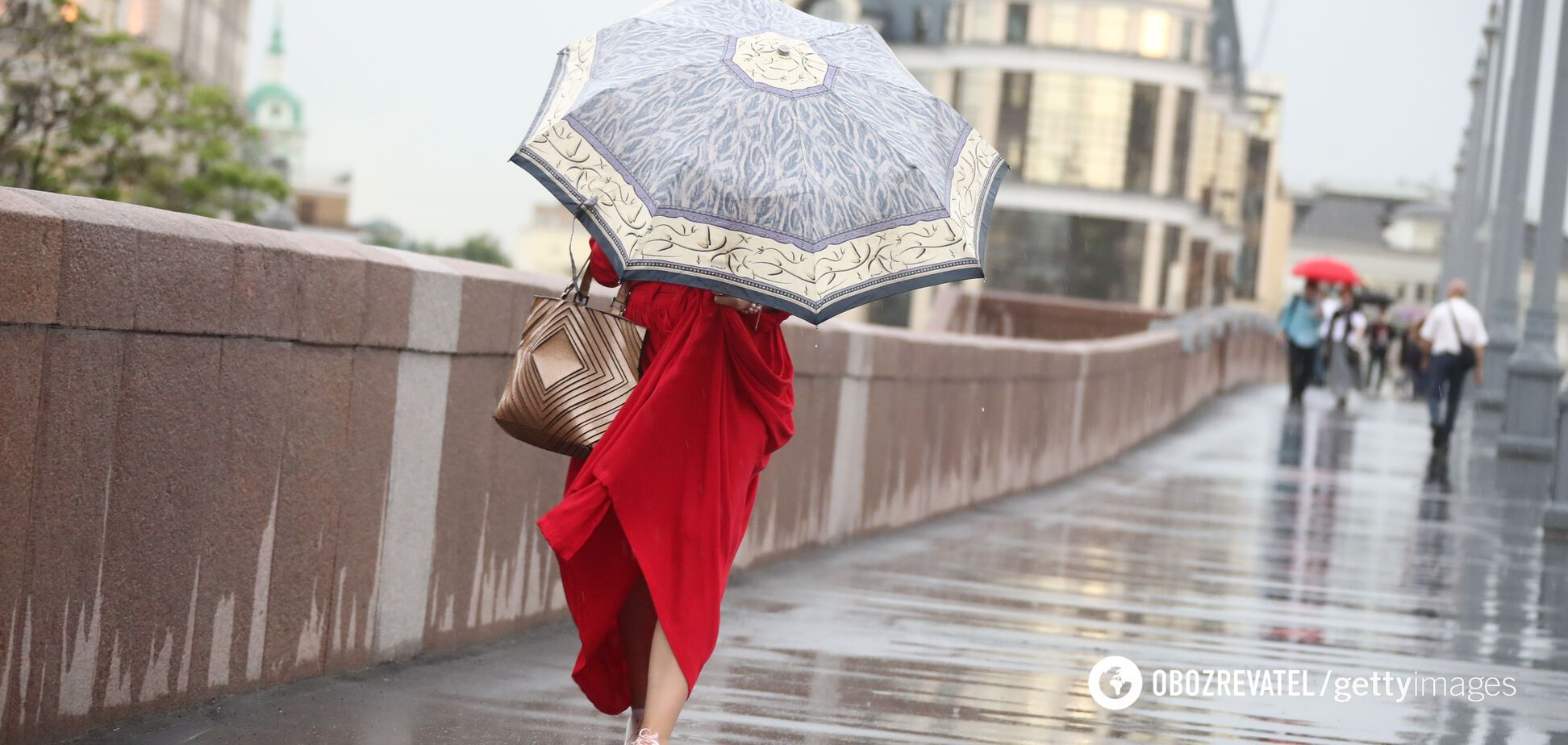 Синоптик прогнозирует в июле восемь дождей