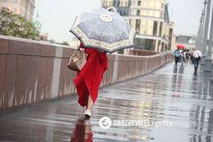 Синоптик прогнозує в липні вісім дощів
