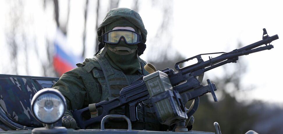 Поруч із Чорним морем і Україною у вересні в Росії буде велика кількість військ