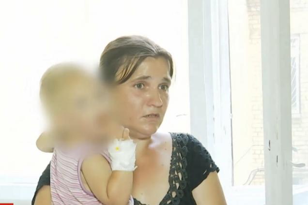 В смт Казанка жінку звинуватили в побитті дочки