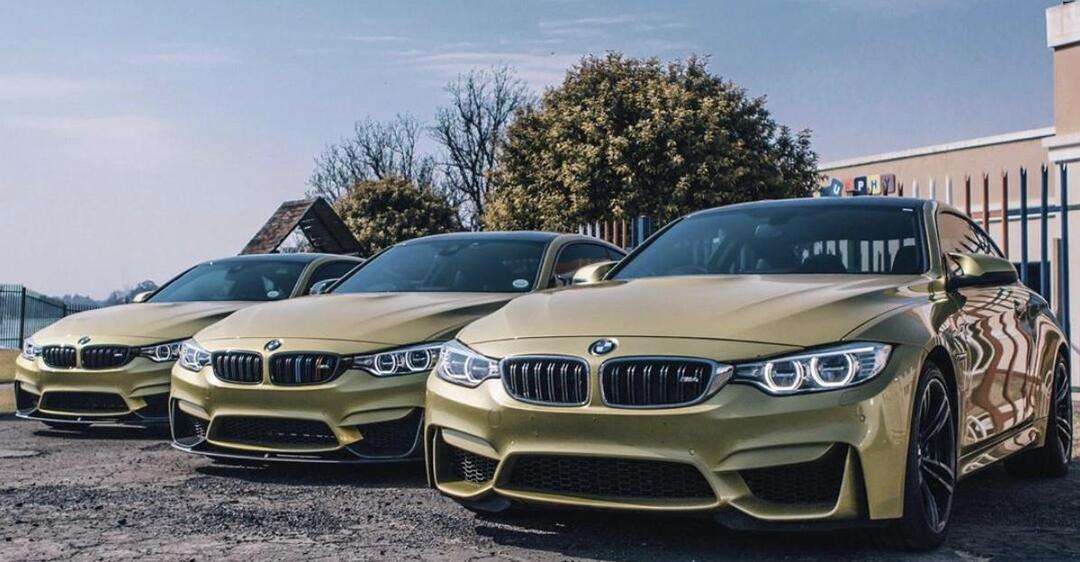 BMW самые популярные: на каких крутых авто ездят в Африке