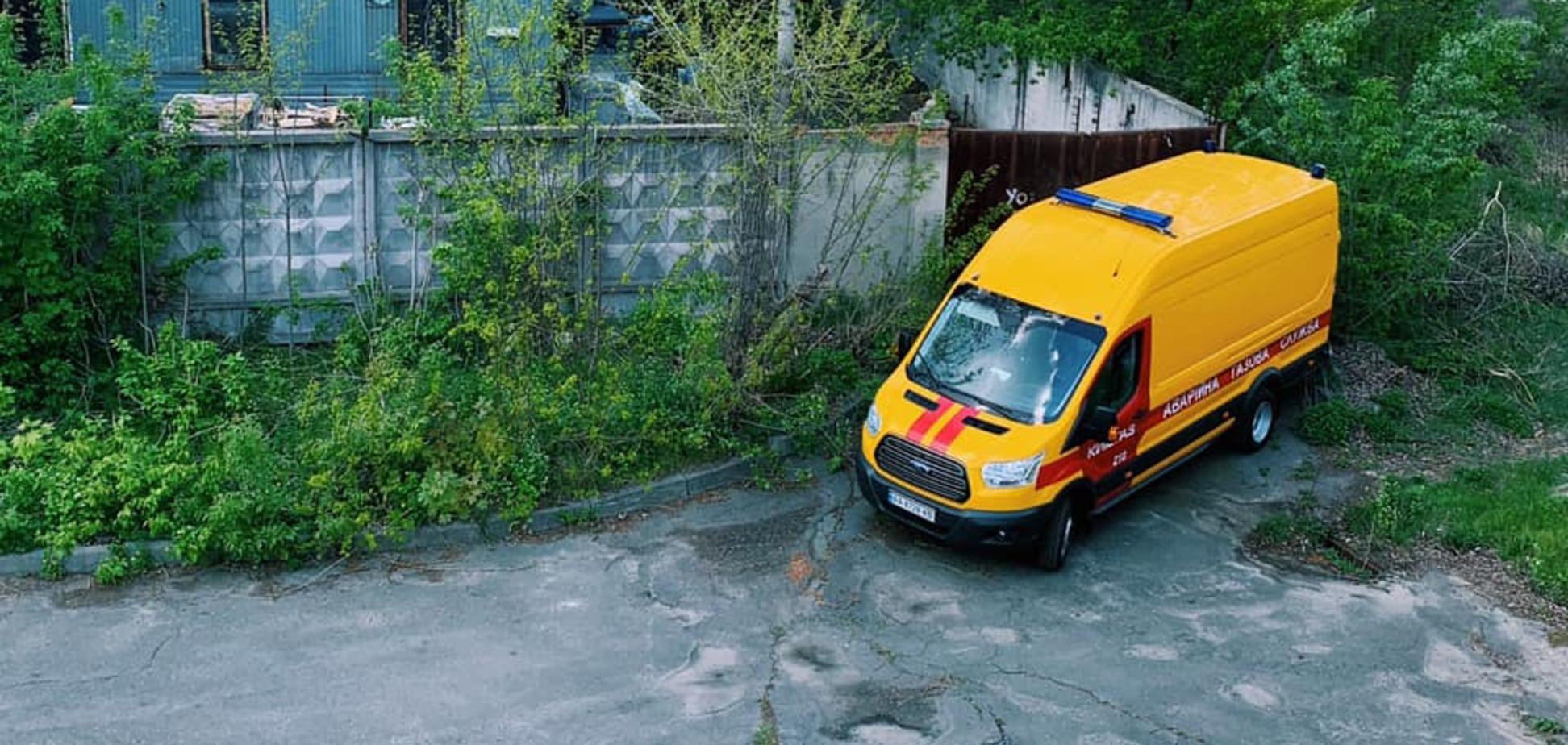 В Киеве возле главного газорегуляторного пункта обнаружили мины