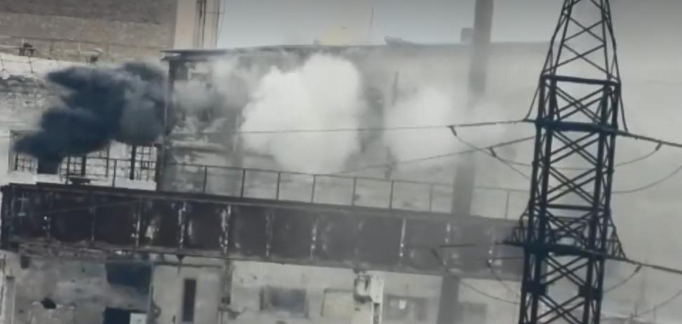 ЗСУ знищили розвідувальну станцію терористів