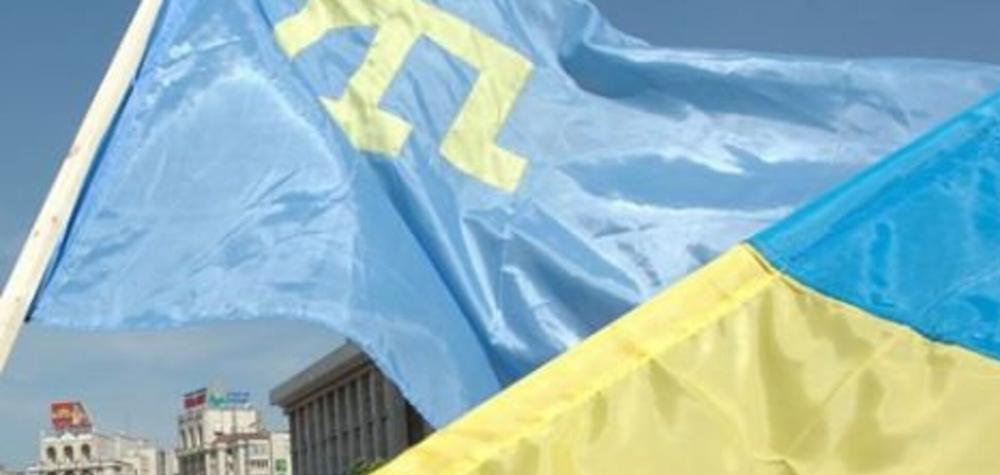 Новости Крымнаша. Два прапори — єдина країна