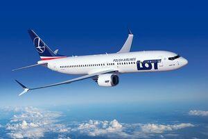 Авіакомпанія LOT відновлює польоти
