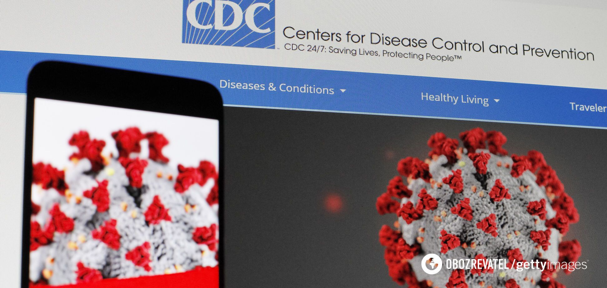 Центр по контролю и профилактике заболеваний США назвал новые симптомы COVID-19