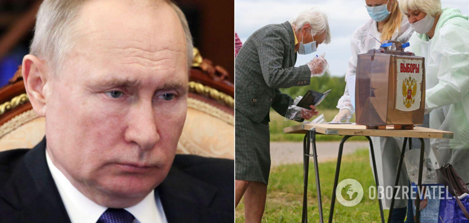Парадокс Путина: рейтинг есть, а поддержки нет