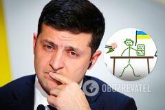 Херсонские СМИ объявили бойкот Зеленскому