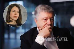 Тетяна Чорновол розповіла цікаві факти про 'справи Порошенка'