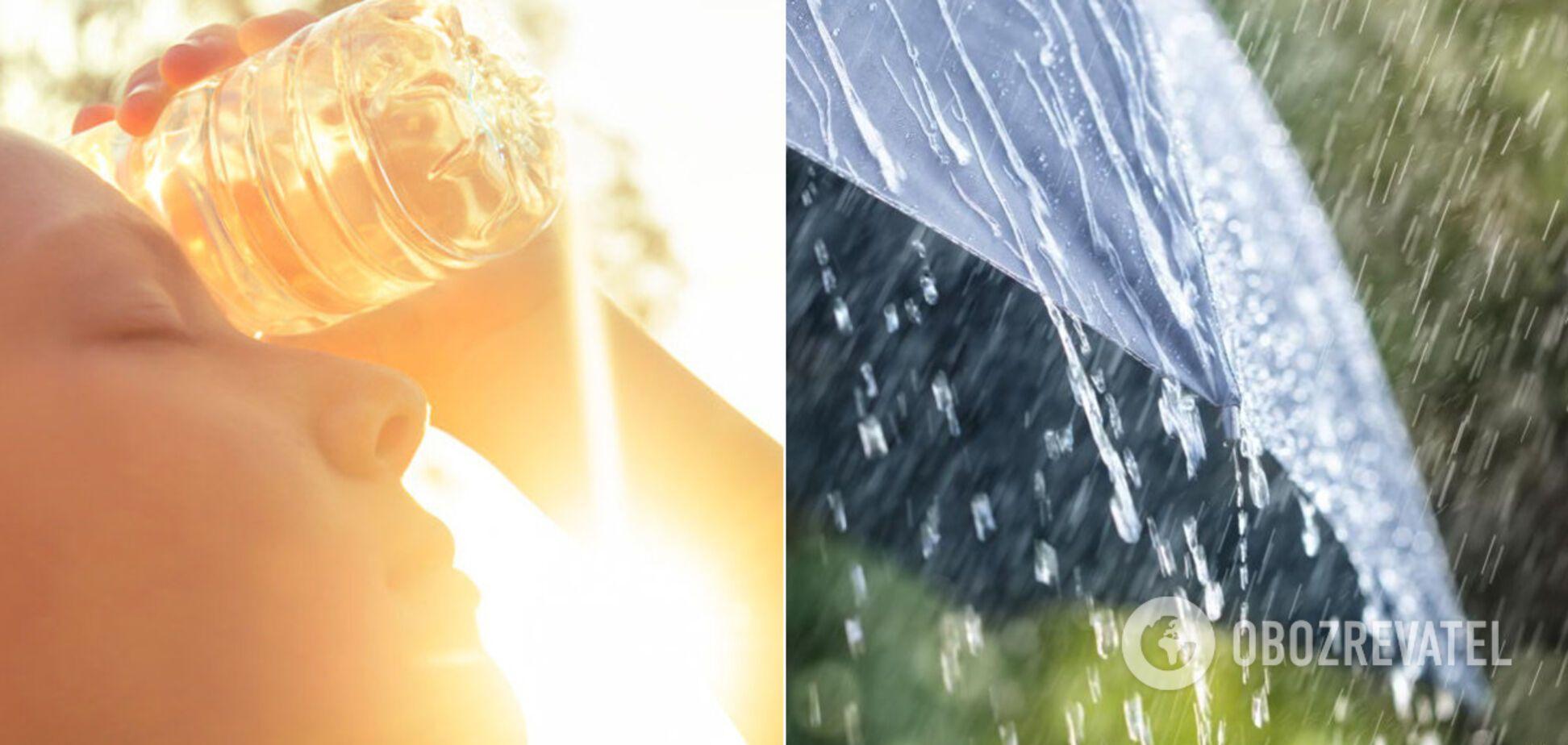 Синоптики рассказали, какой будет погода в июле: дожди будут меняться жарой