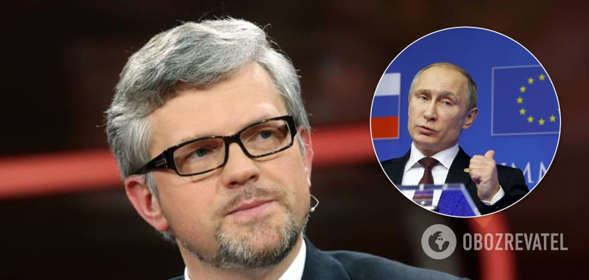 Мельник розкритикував статтю Путіна