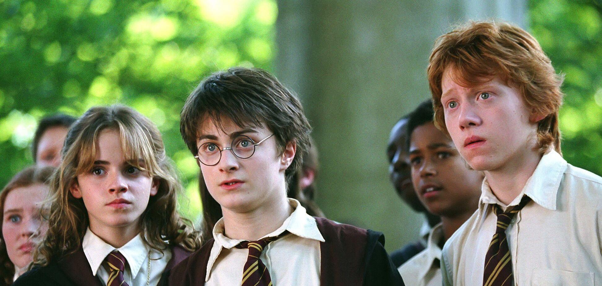 На основі романів про Гаррі Поттера було знято серію фільмів