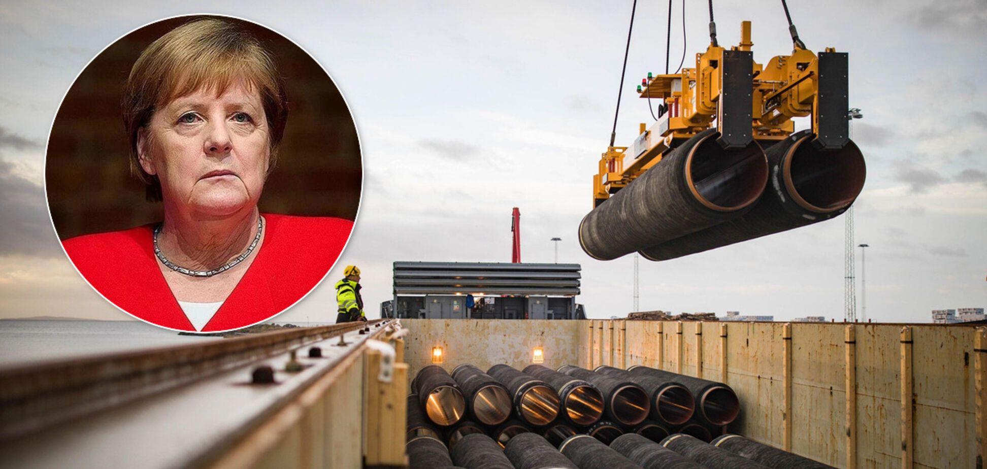 Германия готовит ответ США из-за санкций против 'Северного потока-2' – Bloomberg