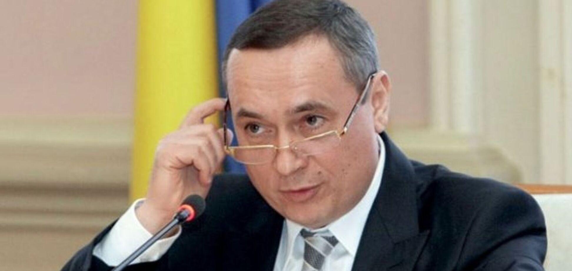 Миколу Мартиненка засудили до 28 місяців в'язниці