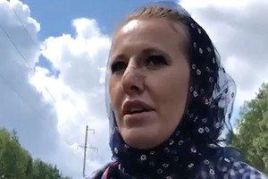 Ксения Собчак рассказала, как ее съемочную группу избили в монастыре