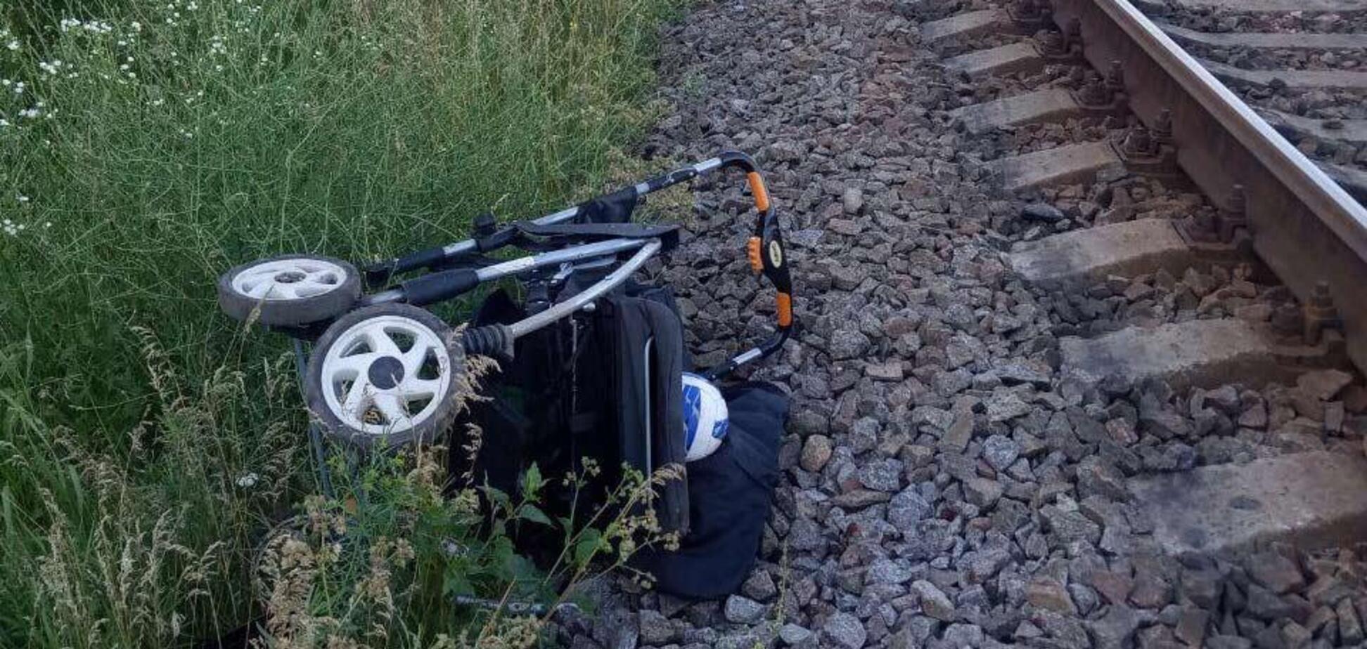 У Дніпрі поїзд збив дитину: поліція відкрила кримінальну справу