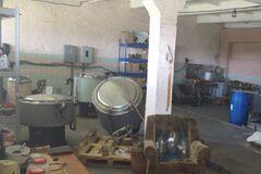 В Днепре 'накрыли' подпольное производство антисептиков на миллионы гривен. Фото