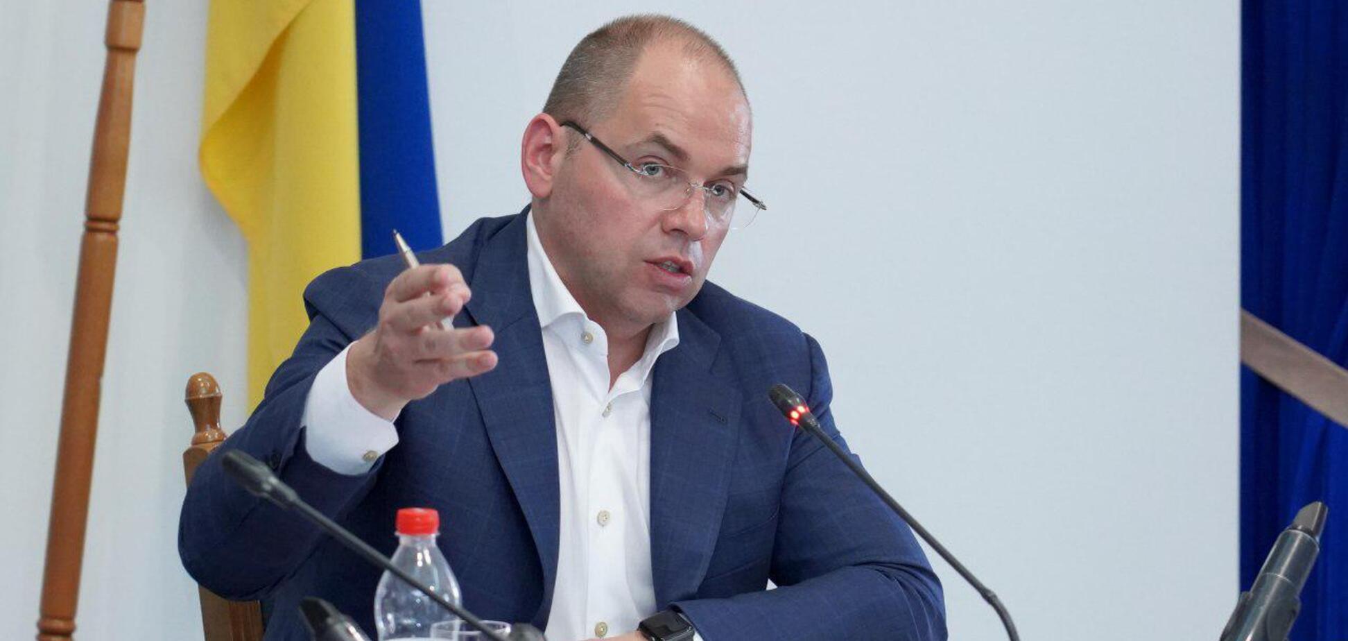 Максим Степанов рассказал об усилении карантина в Украине