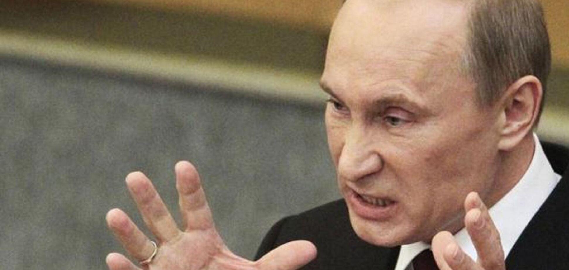 Вторжение Путина в Украину - начало реванша за проигранную Третью мировую