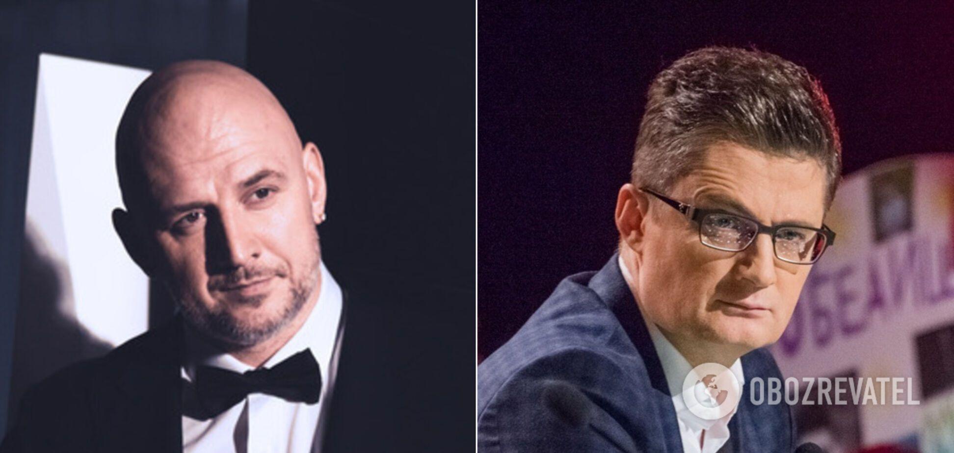 Потап став заслуженим артистом України, а Кондратюк пригадав йому зняті штани на концерті в Росії