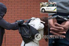 пограбування в Києві