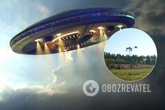 В Польше сфотографировали НЛО