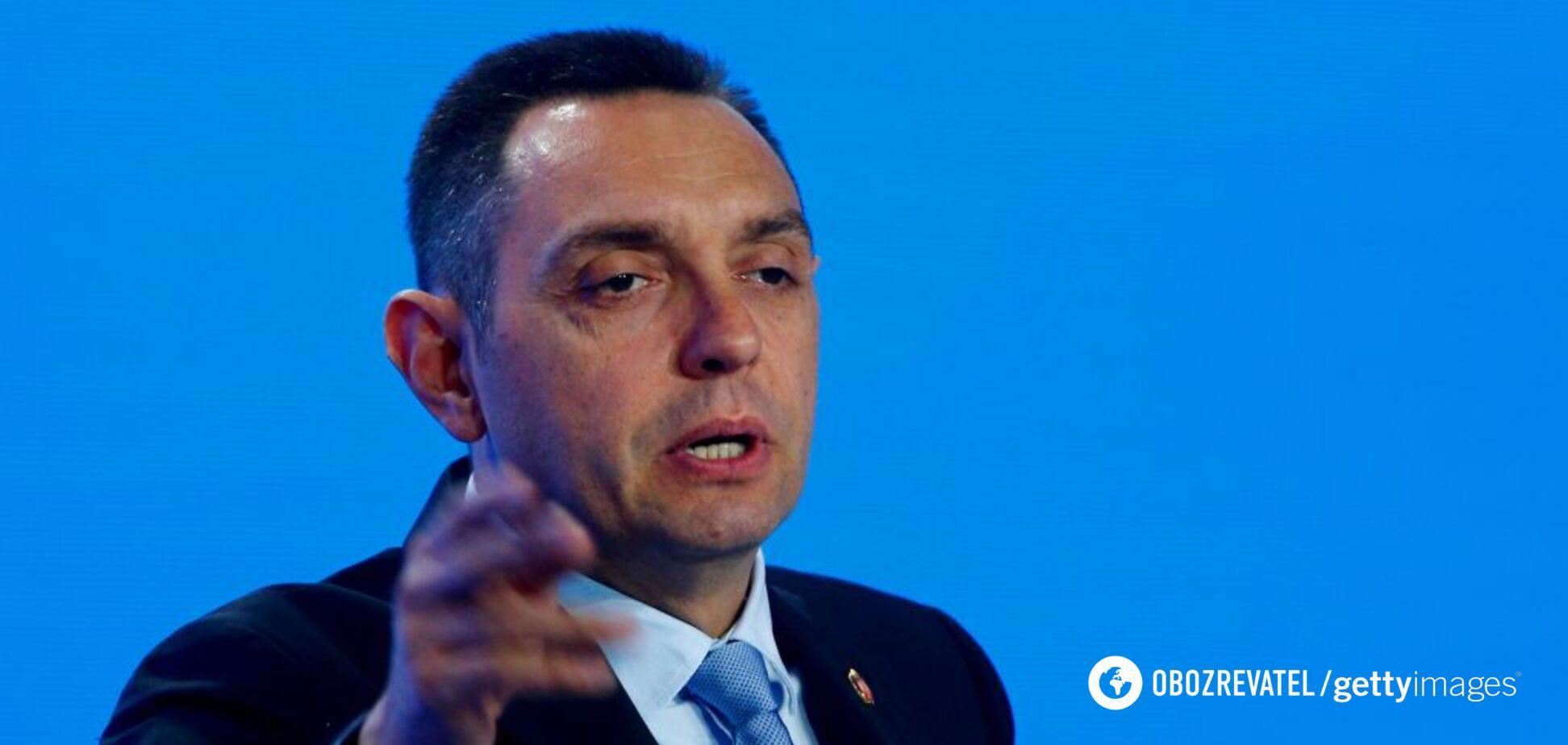 Сербський міністр заразився COVID-19 після параду в Москві