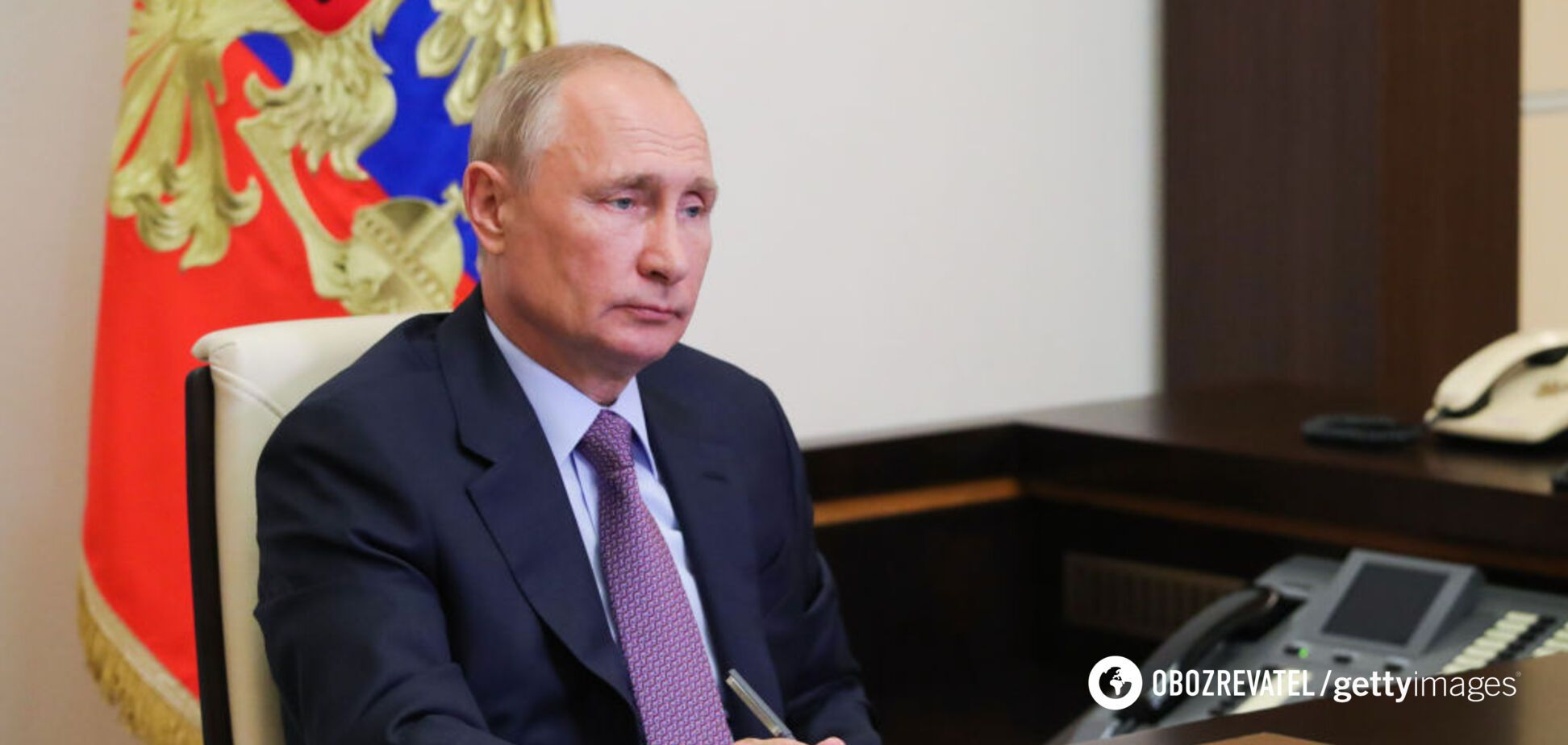 Путин вспомнил, как Запад спас Россию от голодной смерти. Видео