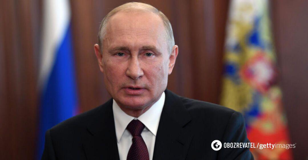 Путін підписав 'загадковий' указ для військових РФ