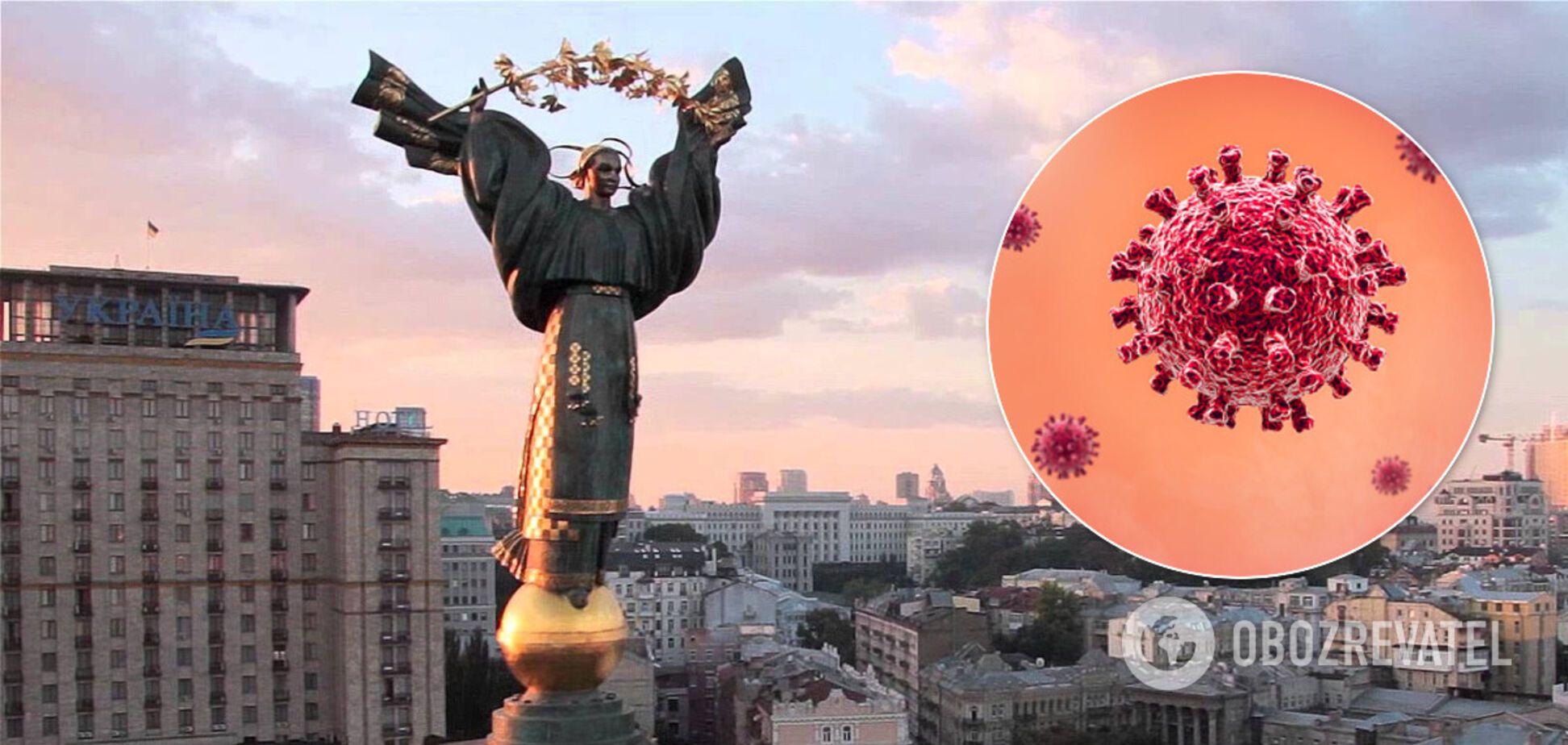 Киев не готов к ослаблению карантина