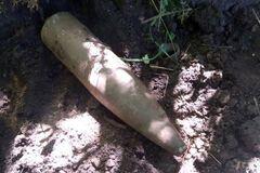 На Днепропетровщине отдыхающие нашли снаряды на берегу реки