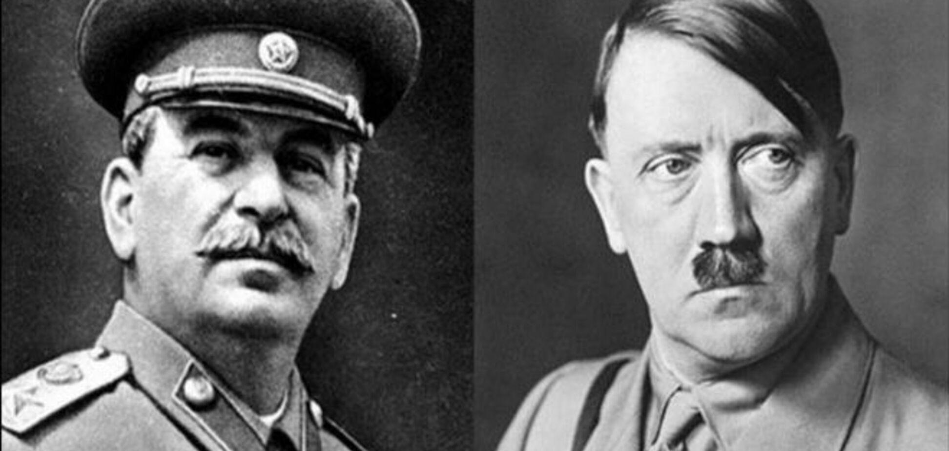 'Готовый к услугам' Сталин просился в банду. Но Гитлер его не взял