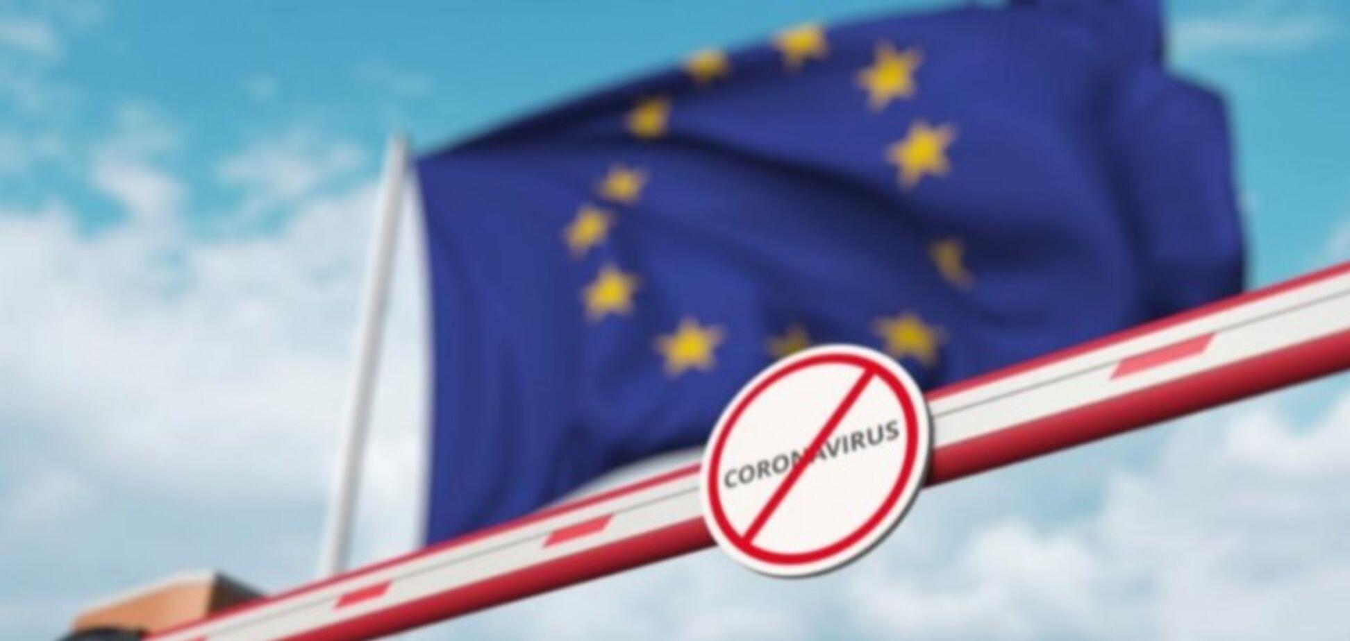 ЕС не открыл границы с Украиной (фото – 'Украинская правда')